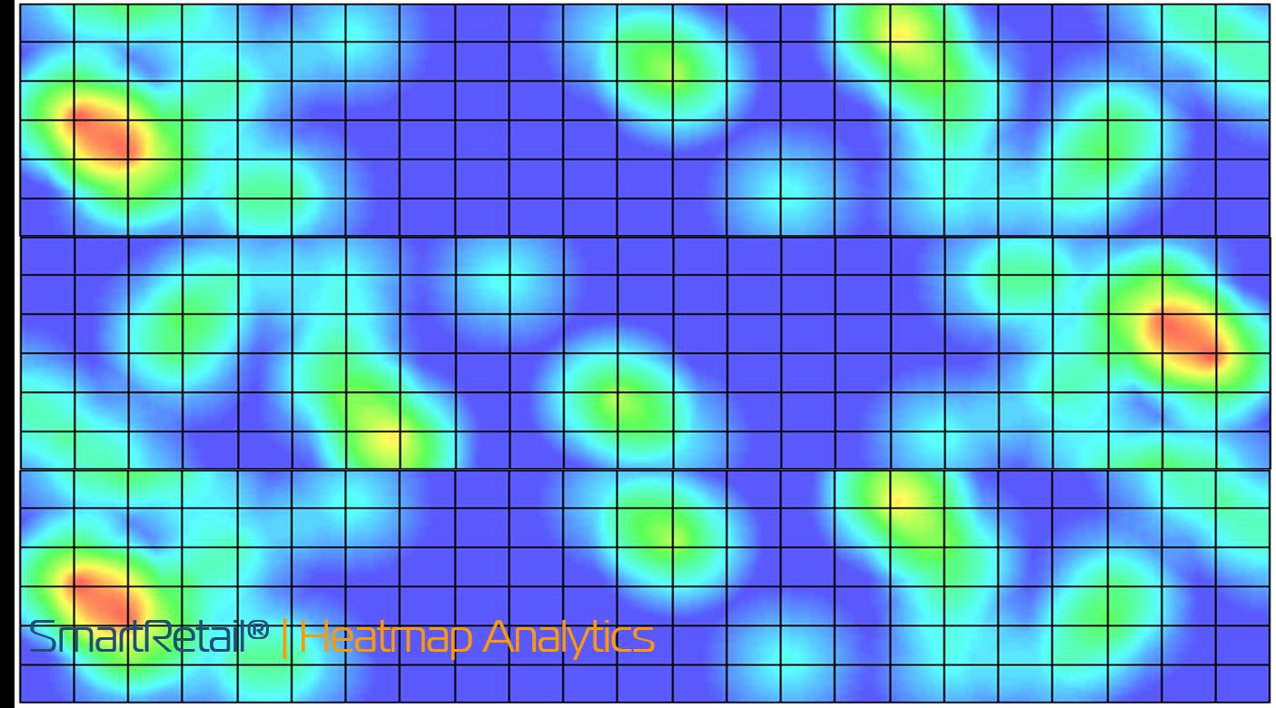 Giải pháp đếm người với bản đồ nhiệt - SmartRetail - 0935888489