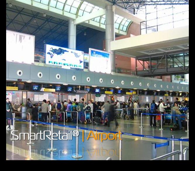 Ứng dụng sân bay - SmartRetail - 0935888489